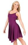 body wrappers p740 premiere contemporary camisole dance dress