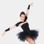body wrappers 7797 adult full elastic waist tutu