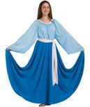 body wrappers 501 adult praise dance circle skirt