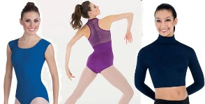 Body Wrappers - Tops and Leotards