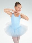 body wrappes 2094 child full elastic waist tutu