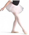 capezio 10728w waiting for a prince tutu skirt