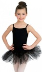 capezio n9814c child camisole tutu dress