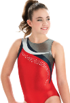 gk elite 3796 glorious gymnastics tank leotard